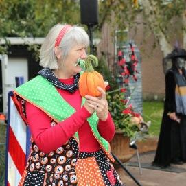 Op de Halloweenfair in Hem